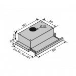 Ventolux GARDA 60 INOX (650) IT H