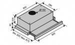 Ventolux GARDA 90 INOX (900)